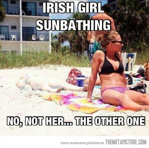 You Know Your Irish