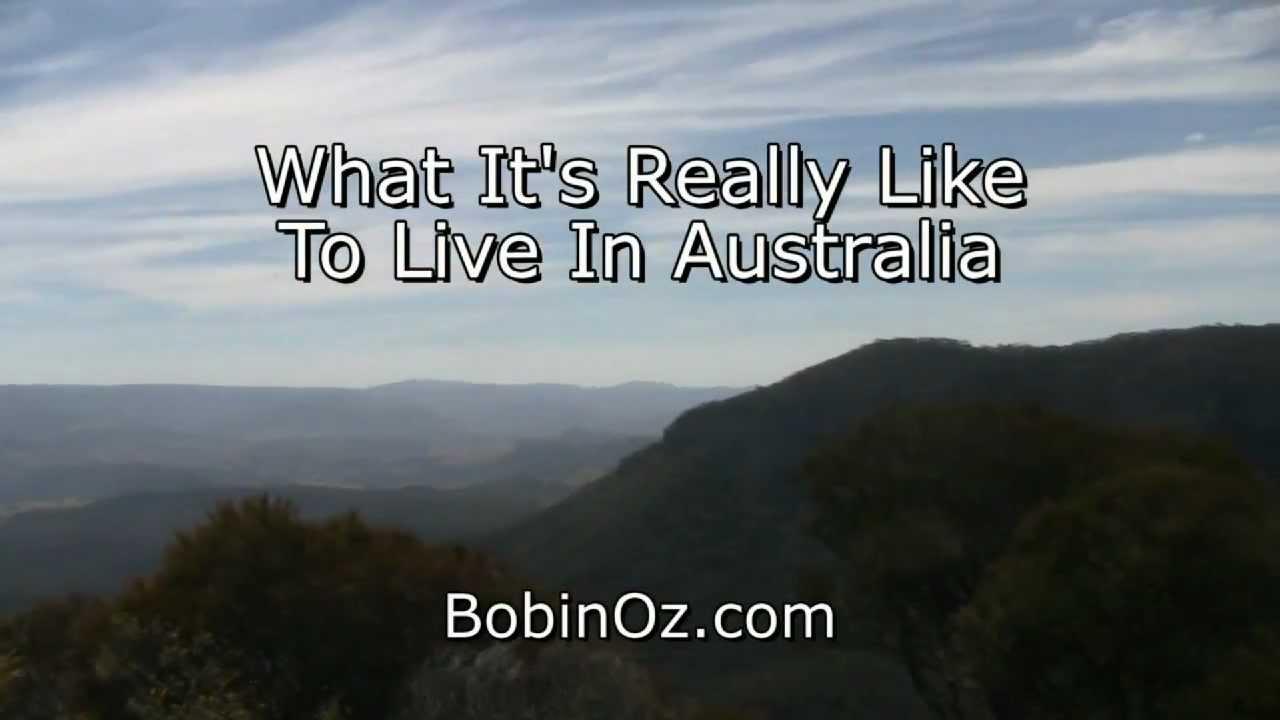 Bob In Oz