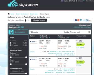 Cheap Flights Ireland to Australia