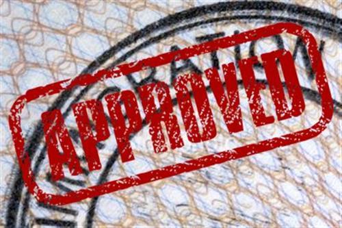 457 visa approved