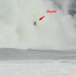 Irish Surfer Nominated For Wipeout Of The Year By Surfer Magazine