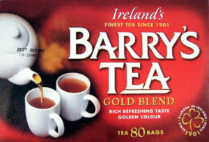 Irish Tea Barrys