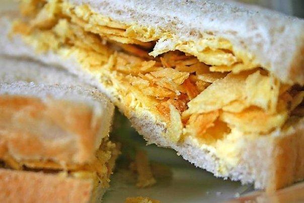 Yummy chrisp sandwhichs
