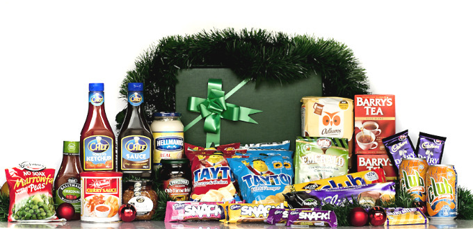 Christmas Hamper Competition With Taste Ireland