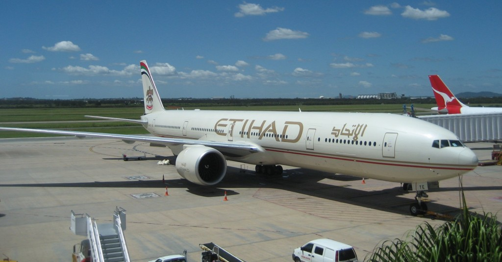 Etihad Announce New Flights From Dublin To Perth!
