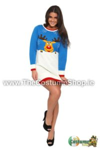 Christmas Jumper For Ladies