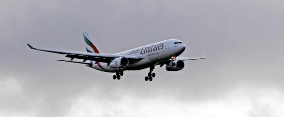 Emirates plan second daily flight into Dublin