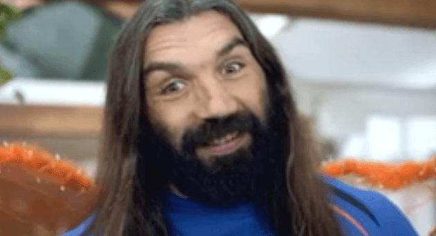 Currency Fair New Television ad starring Chabal