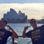 """Jailbreak"" New Irish Craze – Two Students Made It To Oz Without A Cent!"