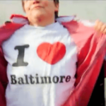 Pharell Williams HAPPY – We are also HAPPY in Baltimore, Ireland