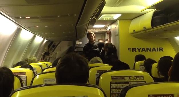 Ryanair Flight 8347 Subtitled YouTube