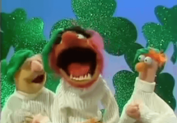 Muppets version of Danny Boy reaches over 10 million views!
