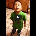 The ultimate toddler arguer – Listen, listen Linda, Listen