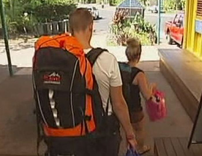 backpackers fall victim to Gumtree scam