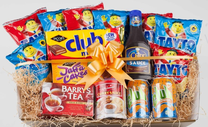 St Patricks Day Surprise Free Hamper From Taste Ireland