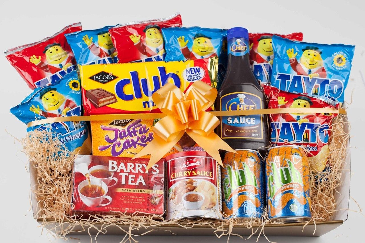 St Patricks Day Surprise Free Hamper From Taste Ireland