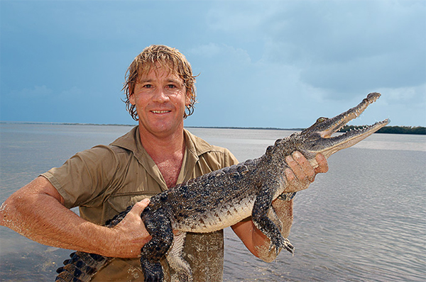 Steve Irwin's last words -- Interview with his underwater Cameraman   Part 1 and part 2