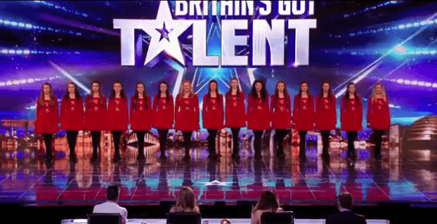 Simon Cowell is stunned by Irish dance troupe's audition for Britain's Got Talent IrishCentral.com