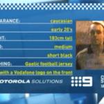 Police release violent video of wanted Irishmen In Victoria