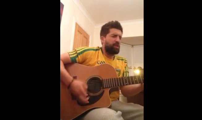 Donegal gaa jims the man with the master plan YouTube