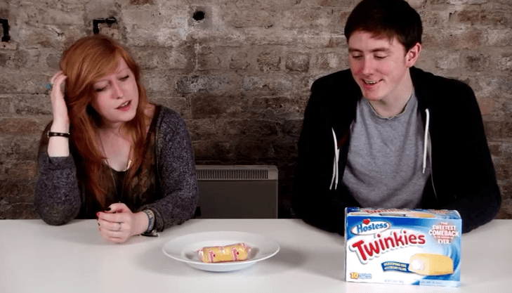 Irish People Taste American Snacks YouTube