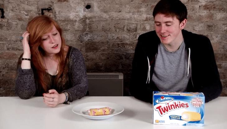 Irish People Taste American Snacks YouTube