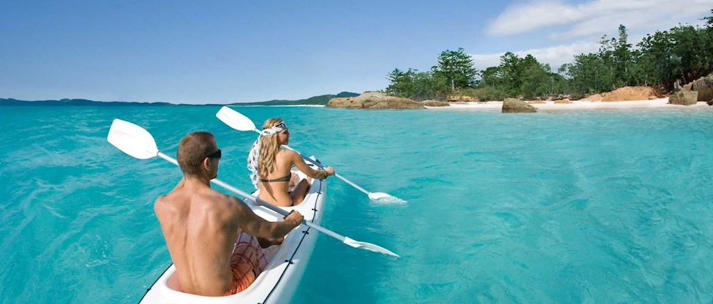 Visit Hamilton Island