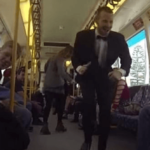 Guy Starts A Crazy Dance Party On Perth Train