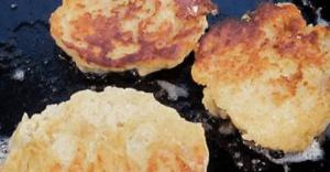 Potato lovers  Irish recipe for boxty
