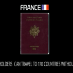 Top 10 Most Powerful Passports In The World 2018