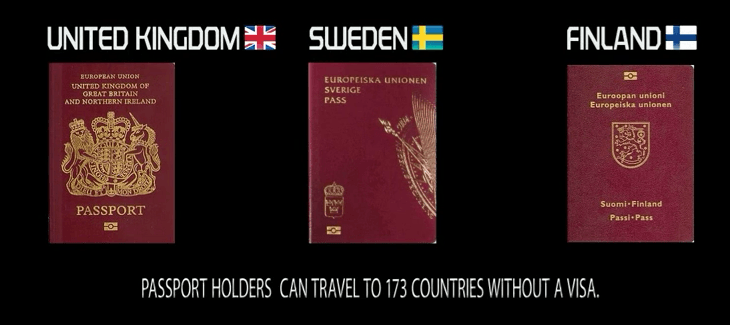 The World s Most Powerful Passports11 2014 YouTube (1)