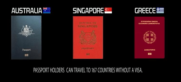 The World s Most Powerful Passports6 proper 2014 YouTube (1)
