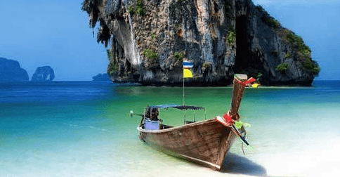 10th Most visited country in the world: Thailand - 26.5 million visitors