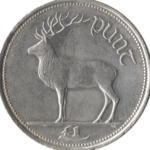 """Pre-euro """"Punt"""" Coins Could Fetch Up To €13'000 At Auction"""