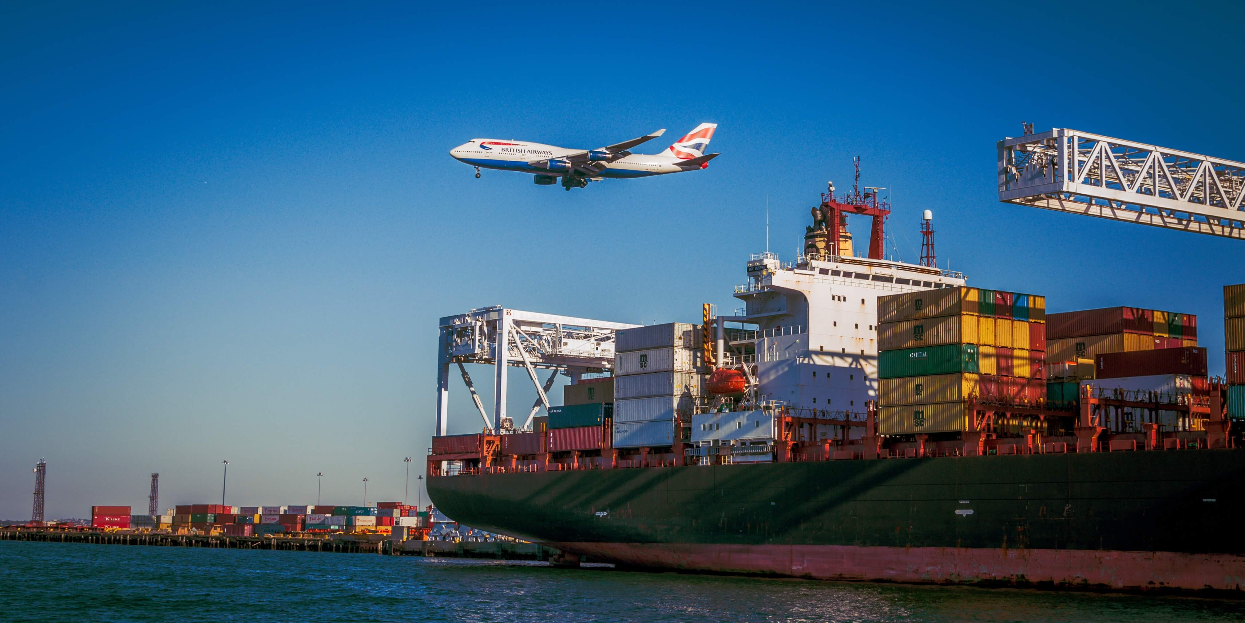 Shipping tips from Australia to Ireland including what options there are.