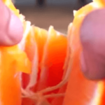 You've been peeling oranges wrong your whole life