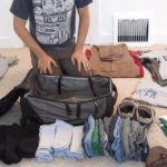 Coming To Oz? Here Is How To Pack 1 Month Of Clothes Into Your Carry-On