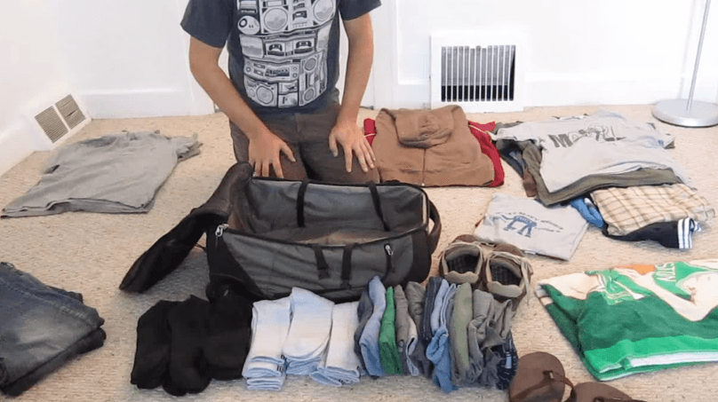 Packing like a Pro YouTube (1)