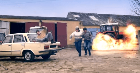This Polish 'Furious 7′ Parody Is Everything You Want And More Irish Around Oz