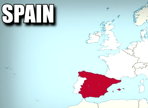 Top 10 Countries That May Not Survive The Next 10 Years   YouTube - Spain