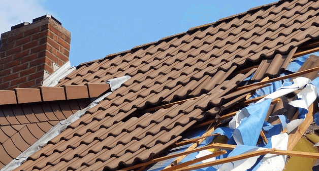 The men tricked people, some aged in their 90s, into believing their roofs needed repair