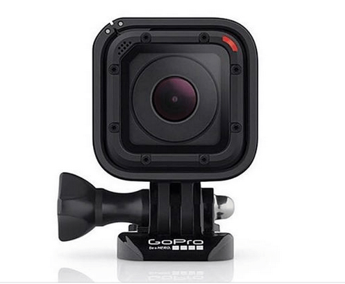 GoPro: Company Releases Camera the Size of an Ice Cube