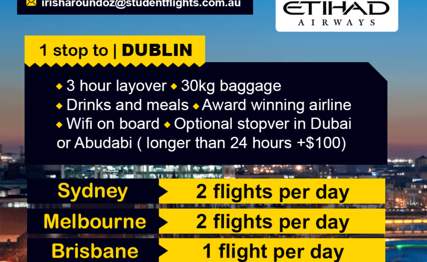 Cheap Flights To Ireland At Christmas