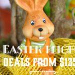 Easter Flight Deals Oz – Ireland From AU$1350