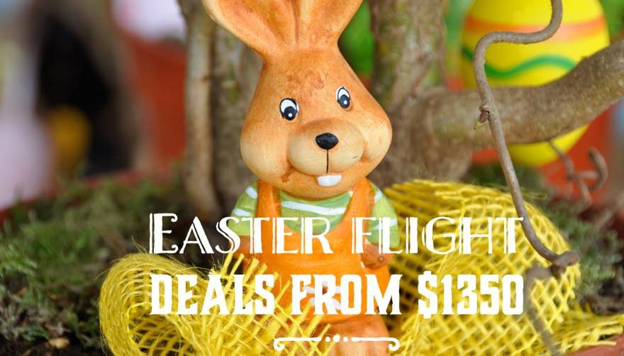 East flight deals from $1350