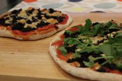 Clonakilty pudding recipe of a black pudding pizza
