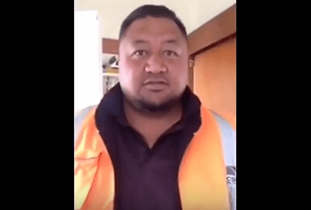 Kiwi man takes the internet by storm with hilarious spelling video