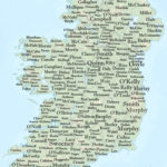 List Of The Top 100 Surnames In Ireland 2015