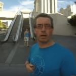 An Irishman In Las Vegas With A GoPro(Backwards)