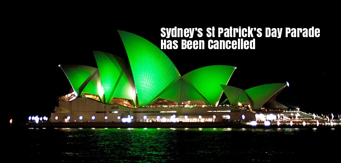 Sydney's St Patrick's Day Parade Has Been